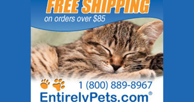 Entirely Pets – Free Shipping
